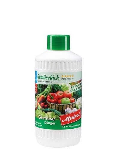 Mairol Gemüsedünger Gemüsekick Liquid 500ml