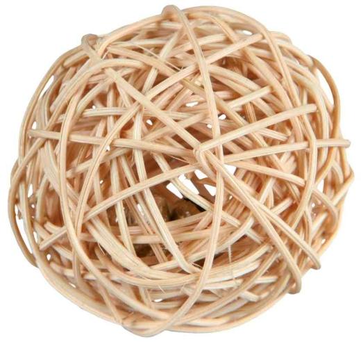 Weiden-Ball mit Glocke
