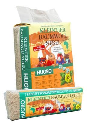Hugro Baumwollstreu 1,5 kg