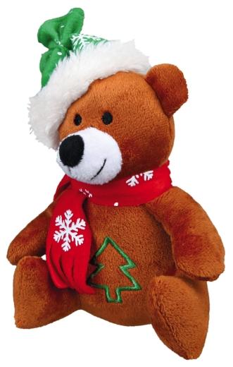 Plüsch-Weihnachtsbär