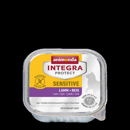 animonda INTEGRA® Sensitive Lamm & Reis 100 g