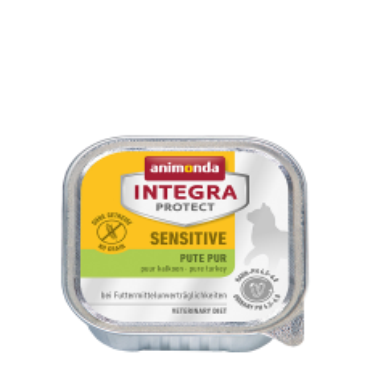 animonda INTEGRA® Sensitive Pute pur 100 g