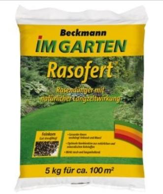 BIG Rasofert® Rasendünger 5 kg