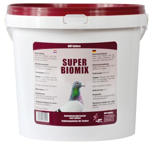DHP Cultura Super Biomix 10 l