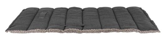 Reisedecke Bendson grau 120 × 80 cm