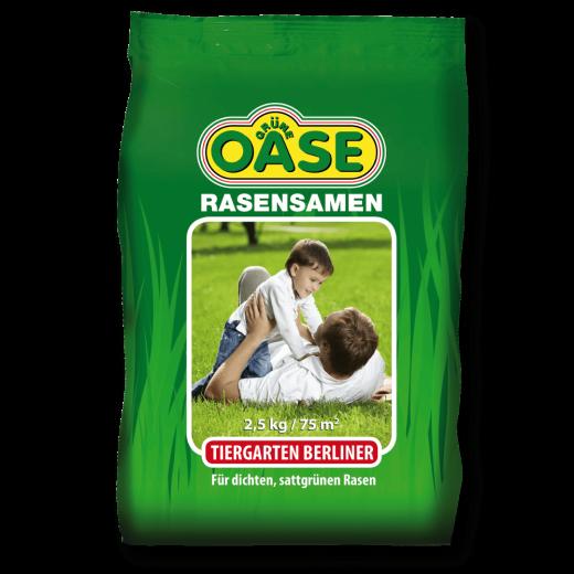 Grüne Oase Rasensamen Berliner Tiergarten 1 kg