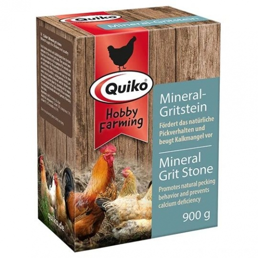 Quiko Huhn Mineral-Gritstein 900 g