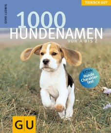 1000 Hundenamen von A bis Z