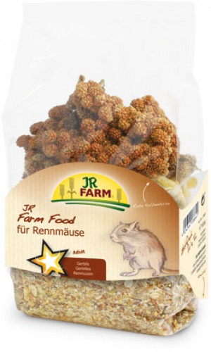 JR Farm Food Rennmaus Adult