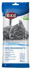 Beutel für Katzentoiletten