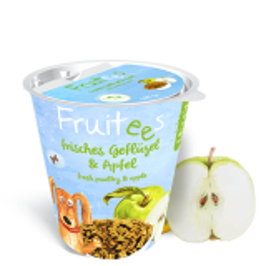 Bosch Fruitees mit Apfel