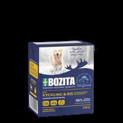 Bozita mit Hühnchen & Reis 370 g