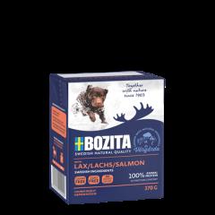 Bozita mit Lachs 370 g