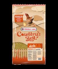 Countrys Best Gold 1&2 Crumble 5 kg - Kükenkrümel