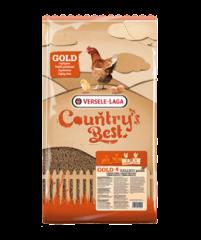 Countrys Best Gold 4 Gallico pellet - Standard-Legepellets 5 kg
