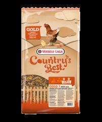 Countrys Best GOLD 4 mini mix - feine Getreidemischung mit Legepellets 5 kg