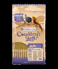 Countrys Best Show 1&2 crumble - Startkrümel für Ziergeflügel 5 kg