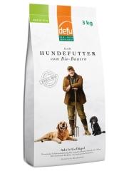 DEFU-Biofutter Hund Adult Geflügel 12,5 kg (DE-ÖKO-007)