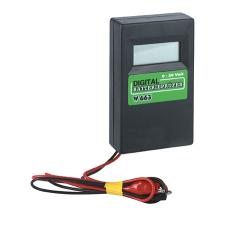 Digital-Batterieprüfer