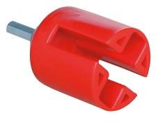 Einschrauber für alle Ringisolatoren und Maxi Tape Isolator