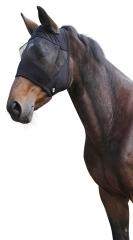 Fliegenmaske mit Ohrenaussparung Pony