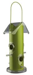 Futterspender Metall grün