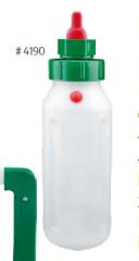 GEWA Milchflasche Deluxe Lämmer, 1 l