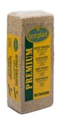 Hanfstreu Hempbed Eukalyptus 15 kg