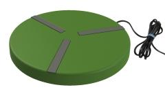 Heizplatte für Geflügeltränken ø 25 cm, 15 W