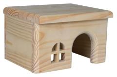 Holzhaus Hamster
