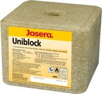 Josera Uniblock 10 kg, Bio (DE-ÖKO-060)