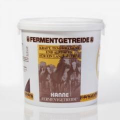 Kanne Fermentgetreide® für Tiere 7 kg