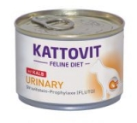 Kattovit Urinary Kalb 175 g