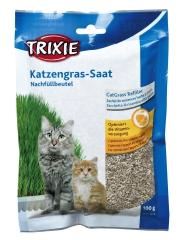 Katzengras Nachfüllbeutel, ca. 100 g