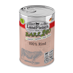 Landfleisch Wolf Rind 400 g