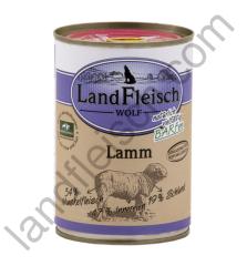 Landfleisch Wolf Sensibel Lamm 400 g