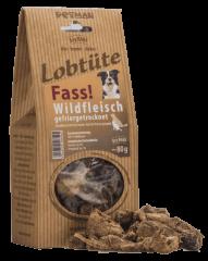 Lobtüte FASS! Wildfleisch 80 g