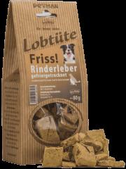 Lobtüte FRISS! Rinderleber 80 g