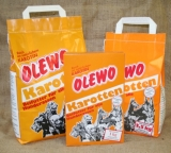 Olewo Karotten-Pellets 2,5 kg