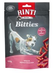 Rinti Extra Bitties Huhn Karotte 100 g