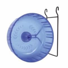 Laufrad mit Metallständer und Schraubbefestigung 16 cm