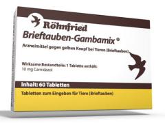 Röhnfried Brieftauben-Gambamix 60 Stück