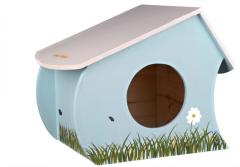 Honey & Hopper Holzhaus für Meerschweinchen
