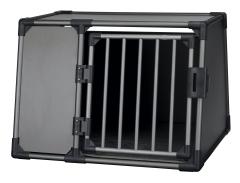 Transportbox Aluminiumrahmen 92 × 64 × 78 cm