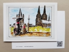 Karte Tom & Joe ... in Köln