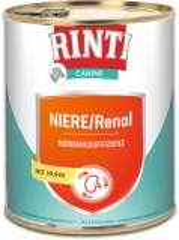 Rinti Canine Nieren-Diät Huhn 800 g