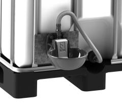 Tränkebecken-Montageplatte für IBC-Behälter