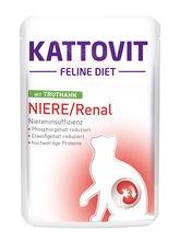 Kattovit Niere/Renal Ente 85 g