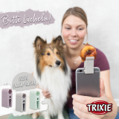 Selfie Snack-Halter