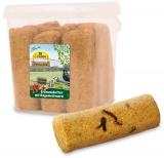 JR Garden PBar Erdnussbutter Regenwürmer 3,15 kg Eimer